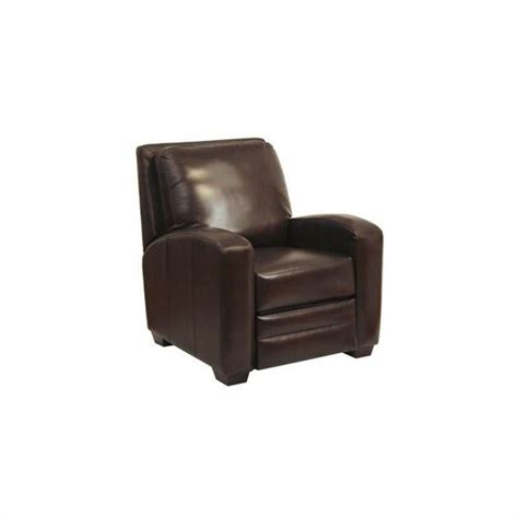 Catnapper Recliner Handle by Catnapper Avanti Leather No Handle Reclining Chair In Chocolate 5518121009301009