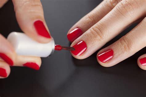 Lackieren Wie wie lackiert fingern 228 gel richtig