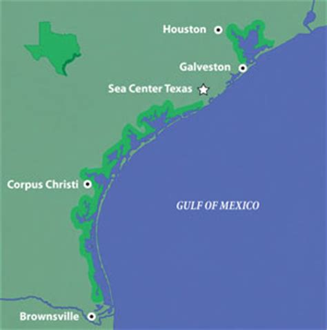 texas coastal cities map texas coastal habitats overview texas parks wildlife department