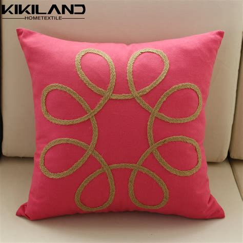 Handmade Cushion Designs - new fashion handmade embroidery design cushion cover buy