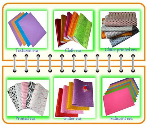 foam sheet solid color ethylene vinyl acetate foam