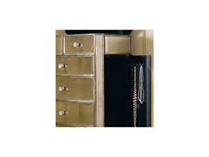Bassett Jewelry Armoire Jewelry Armoire With Mirror