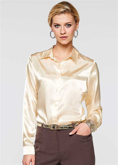 Blouse Satin Ways Of Wearing A Satin Blouse Carey Fashion
