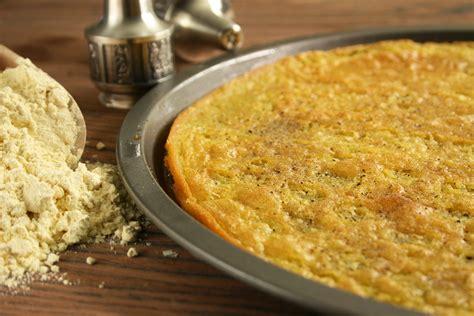 come cucinare la farina di ceci farinata di ceci ricetta semplice economica e saporita