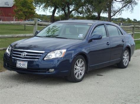 toyota avalon 2007 price 2007 toyota avalon overview cargurus