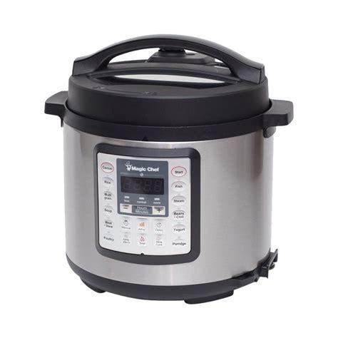 Multi Magic Cook magic chef 6 qt all in one multi cooker mcsmc10s7 the