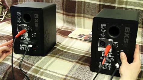 M Audio Bx5 by M Audio Bx5 D2 Wmv Youtube