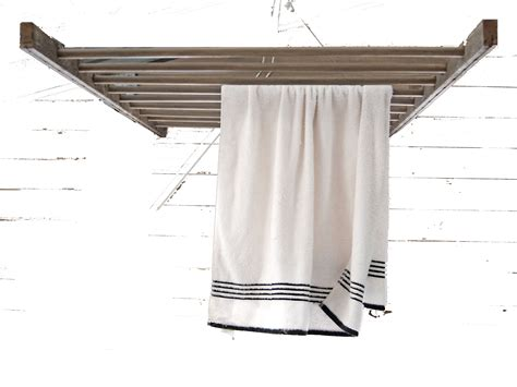 Ceiling Hanging Clothes Drying Rack by Clothes Drying Rack