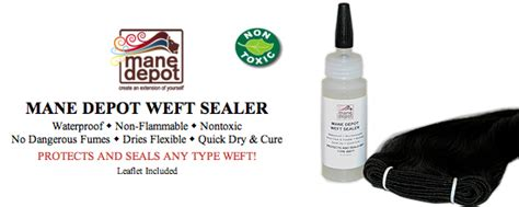 Weft Sealer Shed Stop by Best Hair Weft Sealant Weft Hair Extensions
