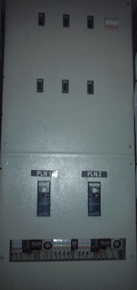 Panel Otomatis Genset jasa service panel otomatis genset pembuatan panel listrik