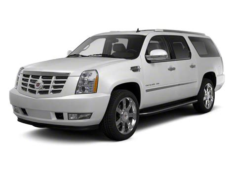 2010 cadillac escalade esv values nadaguides