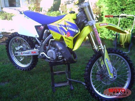 Suzuki Rm 125 2006 Suzuki Rm 125 2006 Specs And Photos