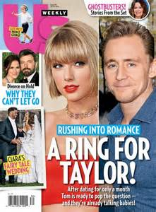 Us Weekly Goes Bald On This Weeks Cover by Tom Hiddleston Laundry