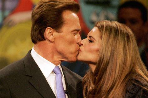 Arnold Schwarzenegger And Shriver Greatest Story by Shriver Files For Divorce From Arnold Schwarzenegger