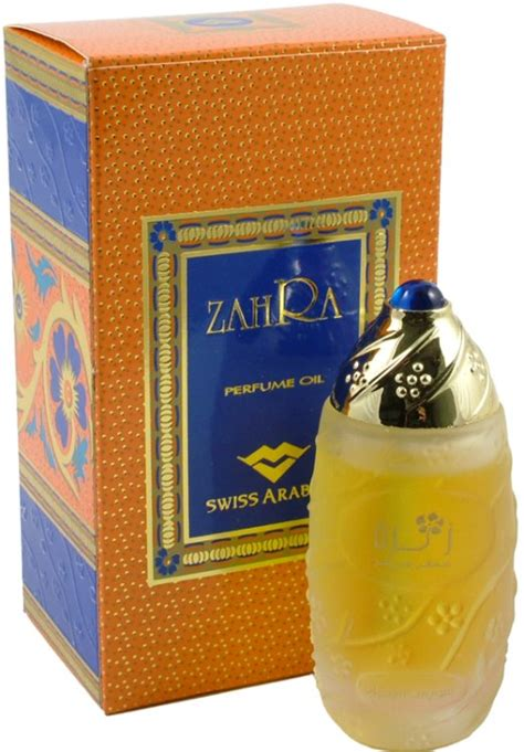Parfum Swiss Arabian swiss arabian attar perfume zahra 30ml by for simplyislam