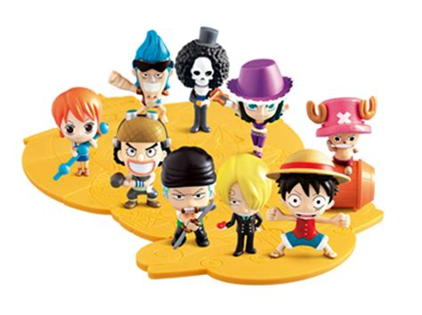 mcdonalds singapore offers one piece collectibles
