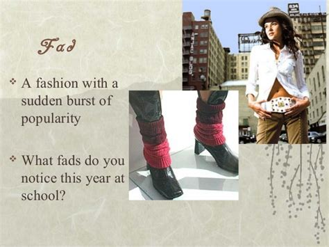 design fads fundamentals of fashion