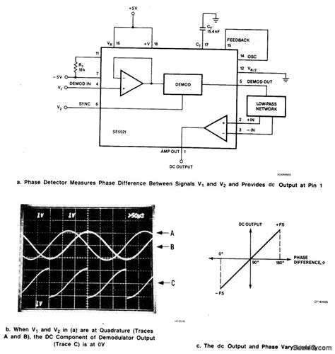 phase detector circuit diagram phase detector with 10 bit accuracy measuring and test