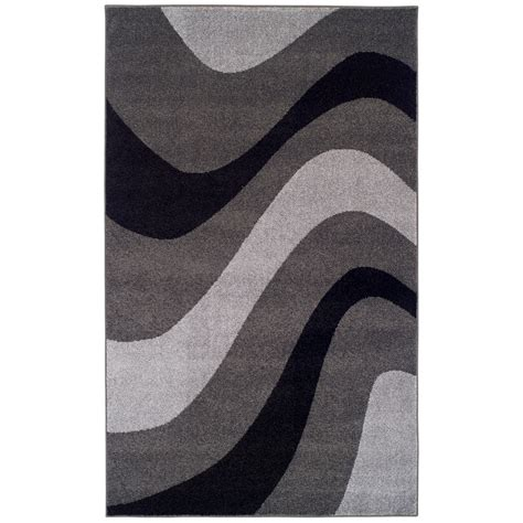 Stylish Modern Water Repellent Area Rug And Rug Runner Ebay Modern Rug Runner