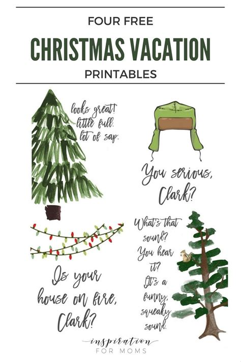 printable christmas vacation quotes 96764 best craft corner images on pinterest christmas