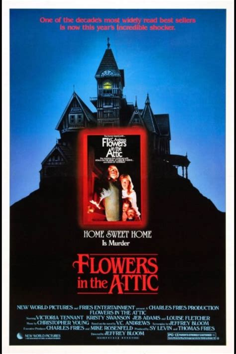 flowers in the attic flowers in the attic horror posters