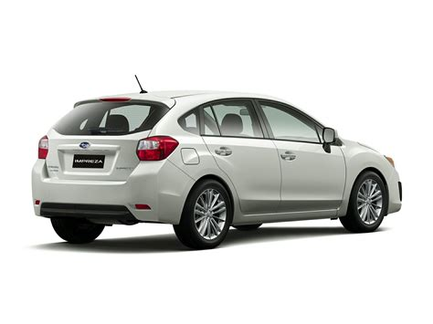subaru awd impreza 2014 subaru impreza price photos reviews features