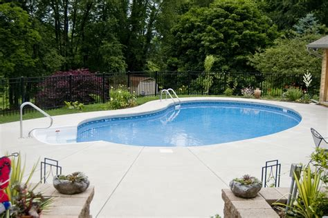 Backyard Patio Pool Pools For Home Backyard Pool And Patio