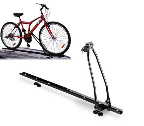 porta bici auto 54491 supporto portabici per auto da tetto in alluminio