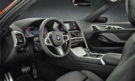 2019 Bmw 8 Series Interior by 2019 Bmw 8 Series Coupe Debuts With 530 Hp V8 Autodevot