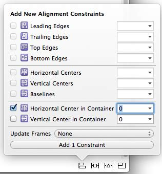 auto layout constraints xcode working with ios 10 auto layout constraints in interface