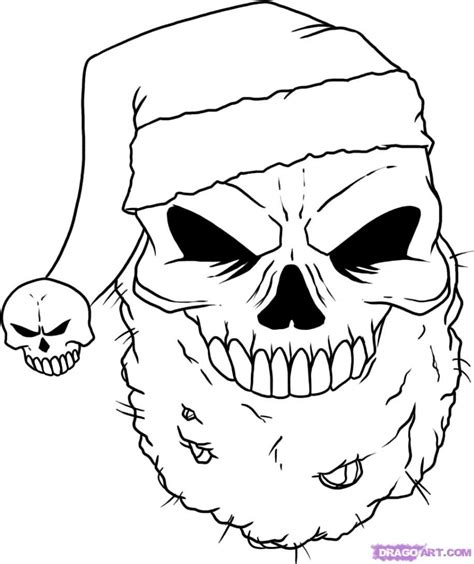 drawing step to step christmas decorations drawings ideas how to draw a skull step step skulls pop culture drawing pencil