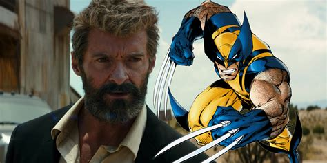 will another actor play wolverine is hugh jackman teasing a yellow wolverine costume in logan