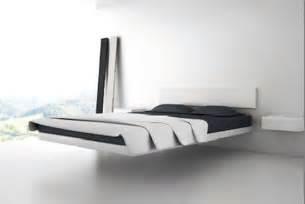 Floating Bed by Bedroom Modern Designs Floating Bed Platform Unique And