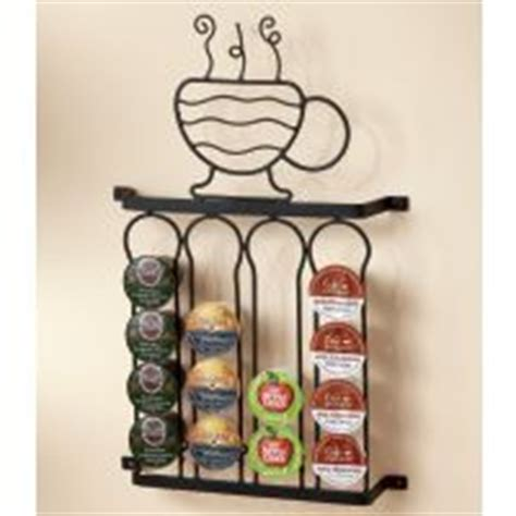 K Cup Wall Rack by Pin By Rice On Crysta