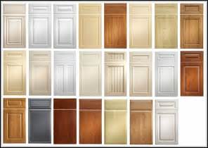 Kitchen Cabinets Style kitchen cabinet door styles and shapes to select home