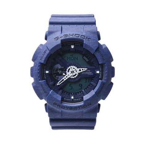 Jam Tangan G Shock Blue jual g shock ga 110ht 2a jam tangan unisex blue