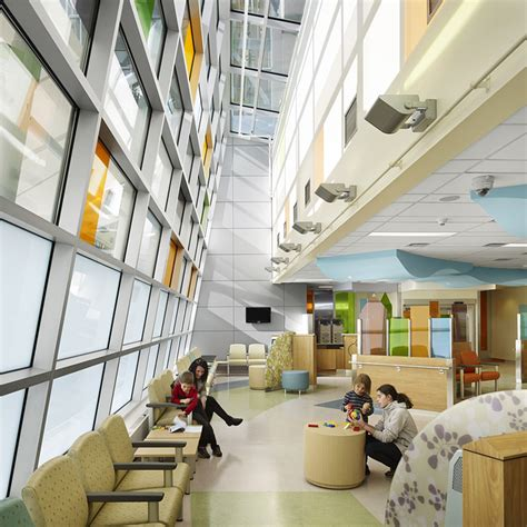 Interior Health Canada by Mcmaster Children S Hospital Parkin Architects Limited