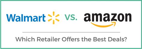 walmart vs amazon where is retailing headed ravenshoe packaging walmart vs amazon who has cheaper prices in 2018