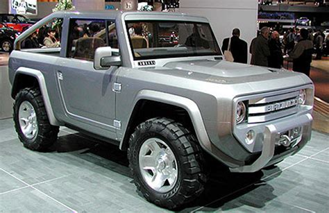 ford bronco 2015 is this the all new 2015 defender expedition portal
