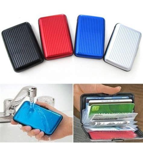 porta carta di credito porta carte di credito in plastica rigida