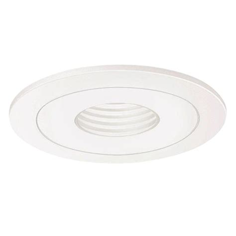 low voltage ceiling lights recessed halo low voltage 4 in white recessed ceiling light
