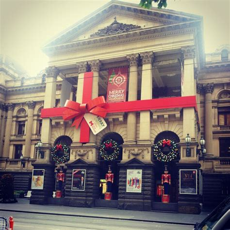 top 5 christmas decorations of melbourne 2012 melbourne