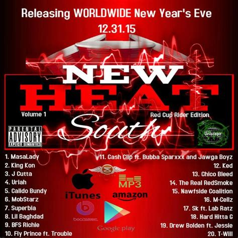 new year song compilation uniscope distribution brand services presents the new