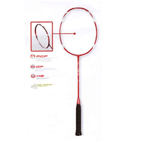 Raket Astec Mighty Power 50 maz davied raket dan senar badminton