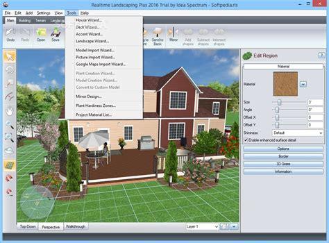 user friendly 3d home design software realtime landscaping plus download