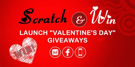 scratch valentines infographic how to make cupid work for your store this