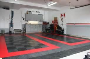 Garage Floor Design Flex Rubber Garage Floor Tiles Flooring Ideas Floor Design Trends