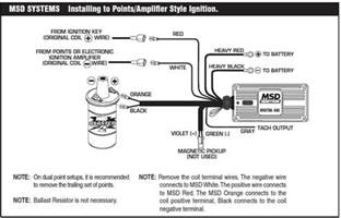 Msd Ignition Part No 6200 How To Install An Msd 6a Digital Ignition Module On Your