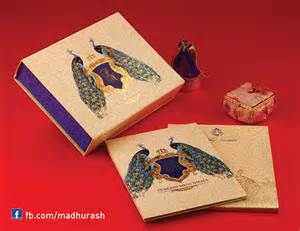 creative indian wedding invitations indian wedding cards creative wedding invitations buy from madhurash cards india gujarat