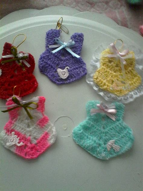 Recordatorios Para Baby Shower Tejidos by Recuerdos Para Baby Shower Tejidos A Crochet Ideas De